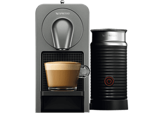 KRUPS Nespresso XN 411 Prodigio and Milk Καφετιέρα Krups Titan