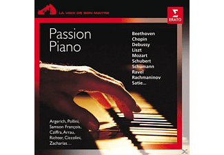 VARIOUS - Passion Piano [CD]