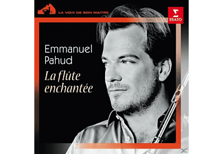 Emmanuel Pahud, VARIOUS - La Flute Enchantee [CD]