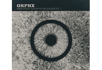 Orphx - The Sonic Groove Releases Pt.1 - (CD)