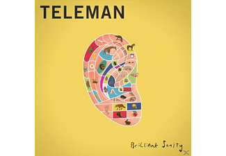 Teleman - Brilliant Sanity (Lp+Mp3) - (Vinyl)
