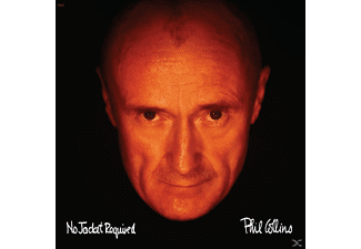 Phil Collins - No Jacket Required (Deluxe Edition) (Remastered) | CD