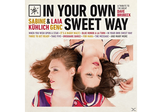 Sabine Kuhlich & Laia Genc - In Your Own Sweet Way - (CD)