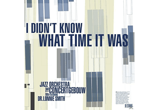 Jazz Orchestra Of The Concertgebouw - I Didn't Know What Time It Was - (Vinyl)