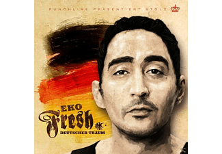 Eko Fresh - Deutscher Traum (Ltd.Fan Box) [CD + DVD]