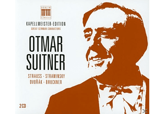 Otmar Suitner - Kapellmeister-Edition 5-Otmar Suitner [CD]
