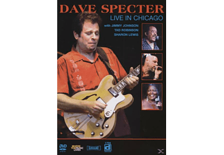 Dave Specter - Live In Chicago - (DVD)