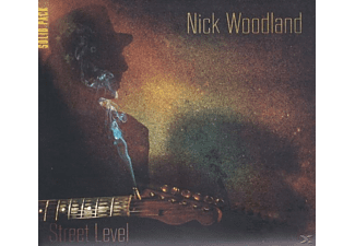 Nick Woodland - Street Level - (CD)