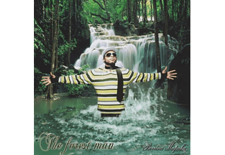 Borrina Mapaka - The Forest Man - (CD)