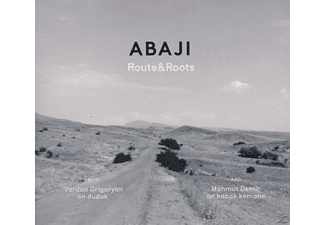Abaji - Route & Roots - (CD)