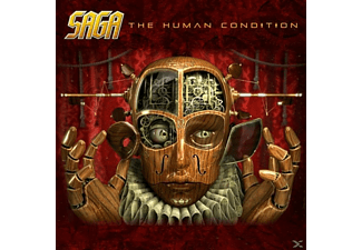 Saga - The Human Condition [CD]