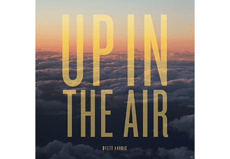 Brett Harris - Up In The Air - (Vinyl)
