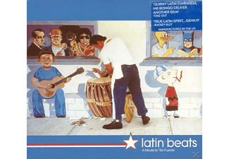 VARIOUS - Latin Beats-A Tribute To Tito Puente - (CD)