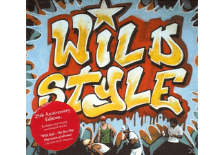 VARIOUS - Wildstyle-25th Anniversary - (CD)