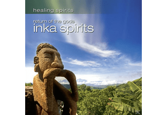 VARIOUS - Return Of The Gods-Inca Spirits - (CD)