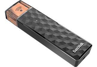 Sandisk CONNECT WRLS STICK 64GB USB (SDWS4-064G-G46)