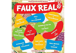 VARIOUS - Faux Real Ii - (LP + Download)
