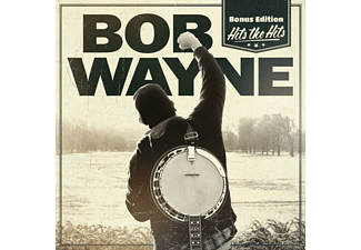 Bob Wayne - Hits The Hits (Bonus Edition) [CD]