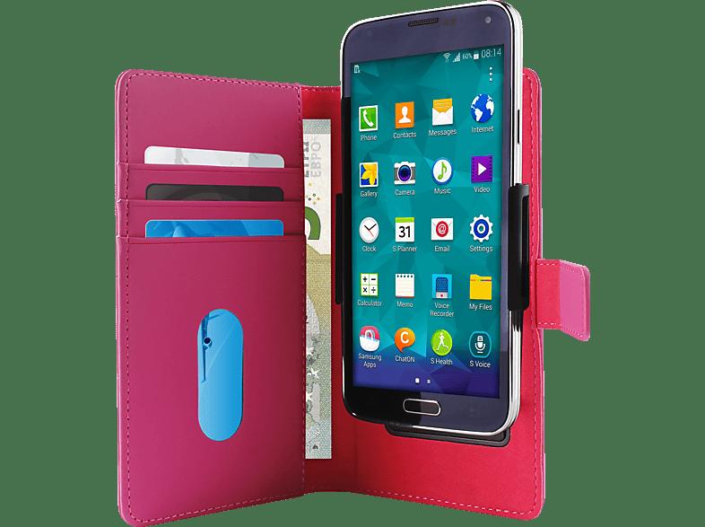 PURO Universal προστατευτική θήκη Smart Wallet size XL - (UNIWALLET3PNKXL) τηλεφωνία   πλοήγηση   offline αξεσουάρ κινητής smartphones   smartliving αξεσου