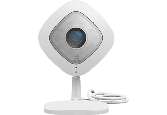 NETGEAR Arlo Q VMC3040-100PES Smart Home, IP Kamera, 1080p HD 30 fps, Weiß