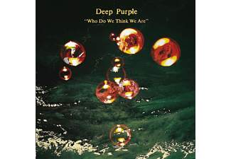 Deep Purple - Who Do We Think We Are (180g Lp) - (Vinyl)