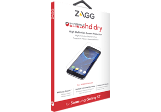 ZAGG InvisibleShield HD Dry Framsida - Galaxy S7