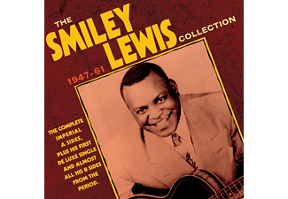 Smiley Lewis - The Smiley Lewis Collection 1947-61 [CD]