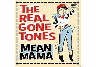 The Real Gone Tones - Mean Mama Ep (Lim.Ed.) - (Vinyl)