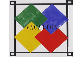 The Vacation - Vacation - (CD)