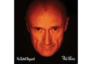 Phil Collins No Jacket Required Βινύλιο