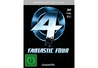 The Fantastic Four - (DVD)
