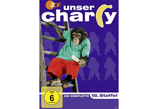 Unser Charly - Staffel 15 - (DVD)