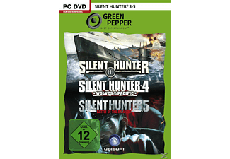 Silent Hunter 3-5 [PC]