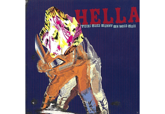 Hella - Total Bugs Bunny On Wild Bass [CD]