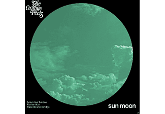 The Orange Peels - Sun Moon - (CD)
