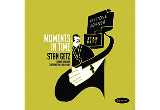 Stan Getz - Moments In Time - (CD)