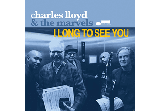 Charles Lloyd, The Marvels - I Long To See You - (CD)