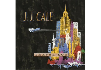 J.J. Cale - Travel Log (Vinyl LP (nagylemez))