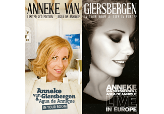 Anneke van Giersbergen - In Your Room / Live in Europe (CD)