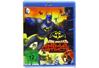 Batman Unlimited Animal Instinct - (Blu-ray)