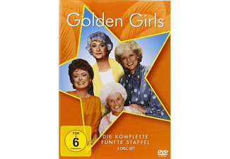 Golden Girls - Staffel 5 [DVD]