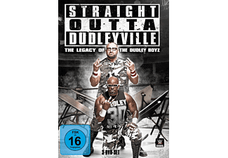 Straight Outta Dudleyville - The Legacy Of The Dudley Boyz - (DVD)