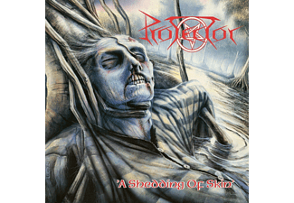 Protector - A Shedding Of Skin (Ltd.Clear/Red Splatter Vinyl) - (Vinyl)