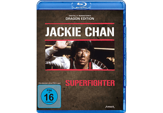 Superfighter (Dragon Edition) - (Blu-ray)