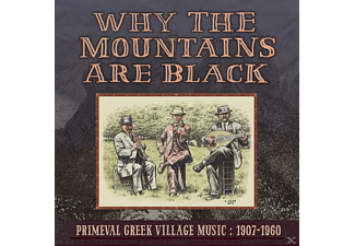 VARIOUS - Why The Mountains Are Black [CD]