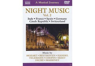 A Musical Journey - Night Music Vol.2 [DVD]