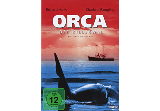 Orca, der Killerwal - (DVD)