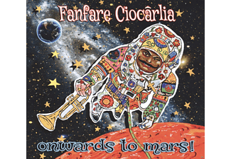 Fanfare Ciocarlia - Onwards To Mars - (Vinyl)