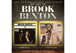 Brook Benton - Home Style/Story Teller (2 Soul Albums On 1 Cd) - (CD)