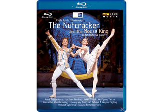 Tsygankova/Stout, Florio/Dutch National Ballet - The Nutcracker And The Mouse King - (Blu-ray)